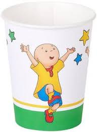 caillou party supplies 25 best caillou images on caillou birthdays and