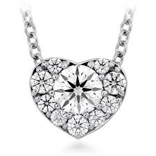 diamond necklace hearts images Fulfillment heart pendant png