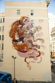 93 best usa san francisco bay area ca images on pinterest bay juxtapoz magazine nychos paints new mural in san francisco