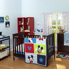 Mickey Mouse Crib Bedding Sets Mickey Mouse Crib Bedding Sets Baby Bedding For Baby Jcpenney