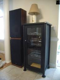Multimedia Cabinet With Glass Doors Astonishing Small Media Cabinet With Glass Doors Bold Idea Image
