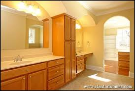 New Home Building And Design Blog Home Building Tips Master - Floor to ceiling bathroom storage cabinets