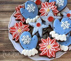 Recipe Decorated Cookies 168 Best Winter Cookies Images On Pinterest Decorated Cookies