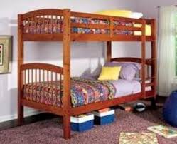 Split Bunk Beds Futon Factory Specializes In Bunk Beds Lofts Work Stations