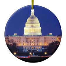 washington dc ornaments keepsake ornaments zazzle