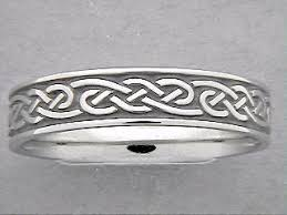 celtic rings meaning studio 311 celtic wedding rings medium infinity knot 11152