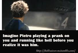 Avengers Kink Meme - marvel avengers imagine imagines quicksilver tatya gavrie