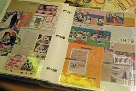 scrapbook binder write click scrapbook inspiration
