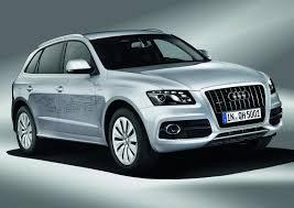 Audi Q5 White - audi q5 hybrid quattro more details automotive news