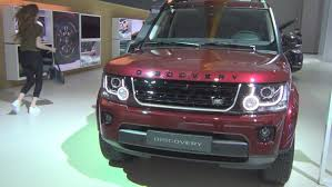 red land rover lr4 land rover discovery sdv6 2015 exterior and interior in 3d youtube
