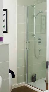 Shower Door 720mm Hinged Shower Door Bathroom