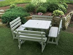 Berlin Gardens Patio Furniture Charming Amish Patio Furniture With Berlin Gardens Poly Glider And