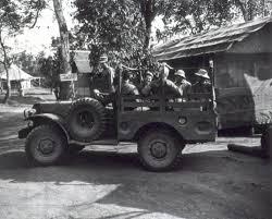 black military jeep military vehicle photo