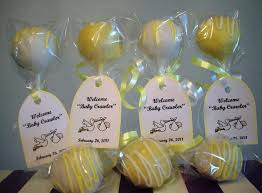 C Favors by Baby Shower Cake Pop Favors Baby Shower Cake Pops The Tag Flickr