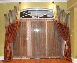 Living Room Window Treatments by Lana Erickson Kitchen Window Treatments Bay Window Treatments