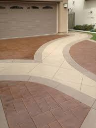 Color Concrete Patio by Interesting Design Concrete Tint Ravishing Concrete Patio Colors