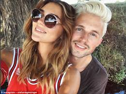 Brighton born Marcus proved he certainly has a type after he revealed he     s dating the
