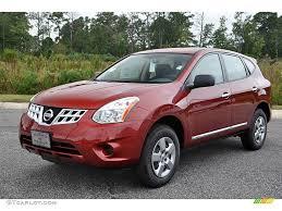 Nissan Rogue 2013 - 2013 cayenne red nissan rogue s awd 72040789 photo 5 gtcarlot