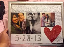one year anniversary gift for my boyfriend when