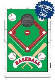 baseball all star card bean bag toss game by baggo