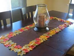 Designs For Runners 33 Creative Diy Table Runners Ideas Table Decorating Ideas Table