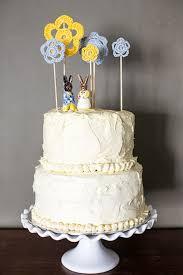 captivating homemade wedding cake toppers 15 diy wedding cake