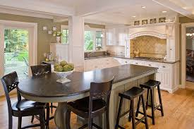 kitchen island with breakfast bar bar height kitchen island kitchen traditional with breakfast bar