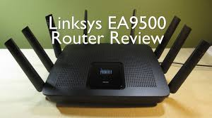amazon black friday wireless routers linksys ea9500 max stream ac5400 router review youtube