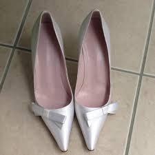 vera wang wedding shoes vera wang wedding shoes on tradesy