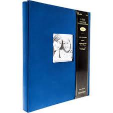 8 1 2 x 11 photo album royal blue cloth post bound scrapbook album 8 1 2 x 11 hobby