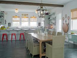 Coastal Dining Room by Cottage Style Dining Room Decorating Ideas Cottage Style Dining