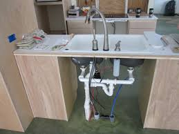 Under Kitchen Sink Plumbing Mapo House And Cafeteria - Kitchen sink plumbing