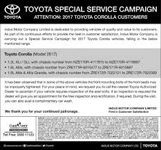 toyota company limited 11th generation toyota corolla pakistan corolla pakwheels forums