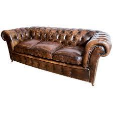 tufted leather sofa sofa tufted leather chesterfield sofa home design ideas