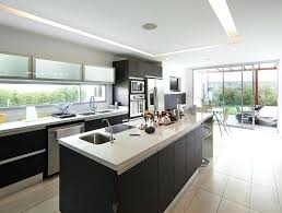 pic of kitchen design kitchen design long island modern kitchen with long rectangular