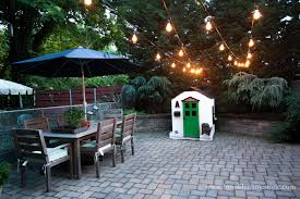 Restaurant String Lights by Outdoor String Lights Large Bulb 35967 Astonbkk Com