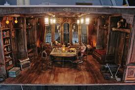 chambre bateau pirate cabine du capitaine dans un bateau pirate navires