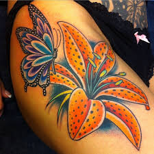 awesome butterfly tattoos with flowers that nobody will tell you