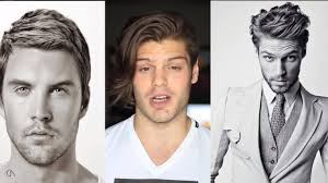 mens hairstyles for diamond shaped faces long and short hairstyles