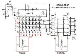 diy modular sequencer circuit exles getlofi circuit bending