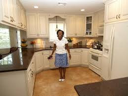 Before And After White Kitchen Cabinets Furniture Make Your Kitchen Decoration More Beautiful With