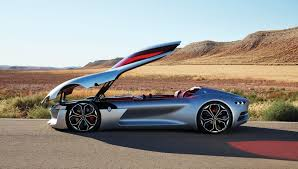 french sports cars renault trezor wins most beautiful concept car award