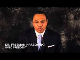 umbc president dr freeman hrabowski talks about professional