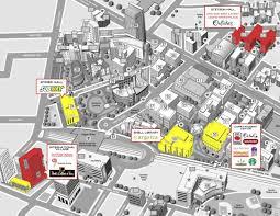 Ecu Campus Map Northeastern University Campus Map