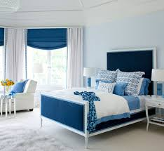 Blue Accent Wall Bedroom by Bedroom Bright Design With Light Blue Accent Wall Color Ideas