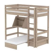 lit sureleve avec bureau lits mobilier évolutif pour enfants modern contemporain flexa