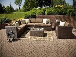 patio amusing outdoor wicker patio furniture sets outdoor wicker