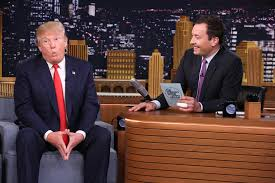 donald trump goes head to head with jimmy fallon msnbc
