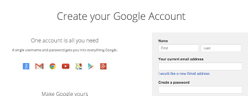 Gmail Sign Up Create A Account Without Gmail Tech