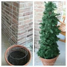 reasons for chocolate tomato cage christmas tree